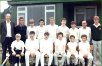 1986 Graham Cup Winners